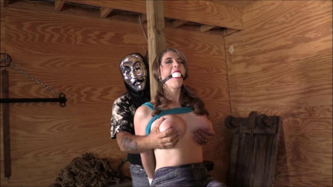 BrendasBound - Terra Mizu - She Must Give Up The Code To Save Her Body