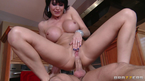 A Milf Is Happy To Hand Him Every Hole In Her Body