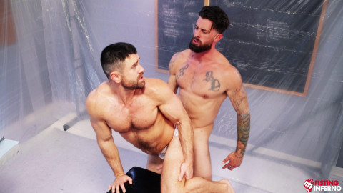 Beau Butler and Alpha Wolfe