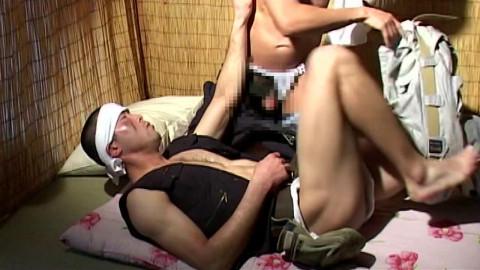 Rascals Room Scene 3 - Trans-Rectal Crazy Dick