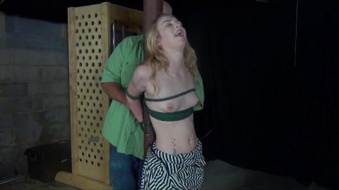 Macy Nikole: Very Sexy Lady and a Pole PT 1