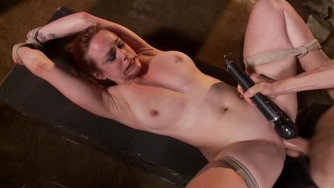 Fuckedandbound - 07-25-2014 - Trapped Slave