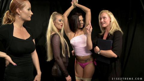 Hard BDSM Discipline
