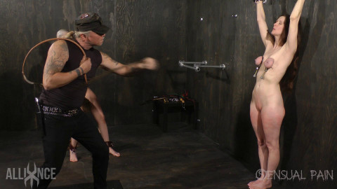 Tandem feminized male Beating