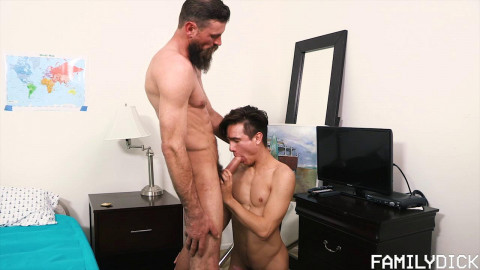 Dad Will Show U - You are a Virgin, Right
