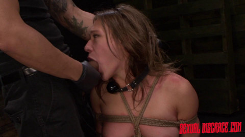 SD - April 16, 2015 - Callie Calypso is Rough Anal Sex & Deepthroat BJ