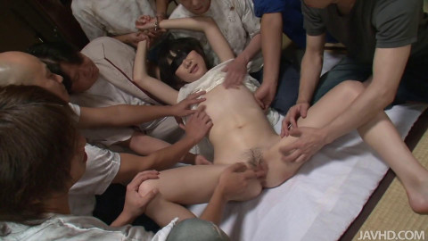 Aoba Itou  Gang group-sex
