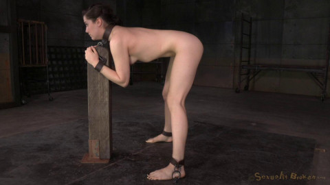 Restrained & Used By Big Dick (11 Mar 2015) Sexually Broken