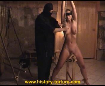 History of Torture 1 Celine The First Time