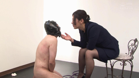 Overwhelming All Of Men Height 175 Cm Queen Ayano Pressure CBT Deep