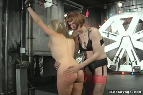 Rick Savage - Girls Of Pain 6 Kimberly Mayhem