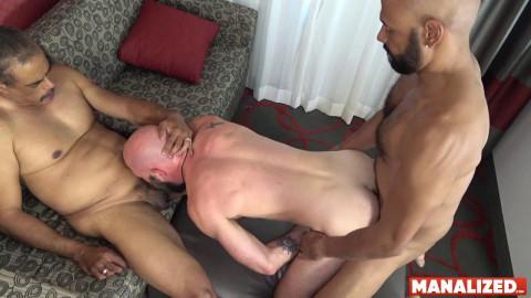 Mickey Carpathio, Saul Leinad and Tancredo Buff - Interracial Business