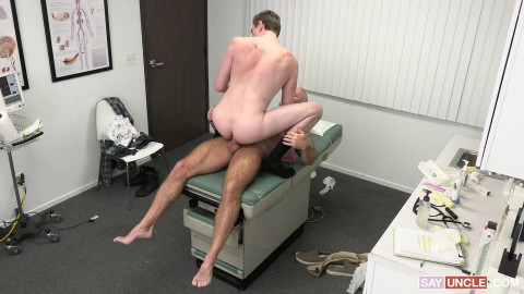 The Stimulating Procedure - Jack Hunter and Lance Charger 1080p