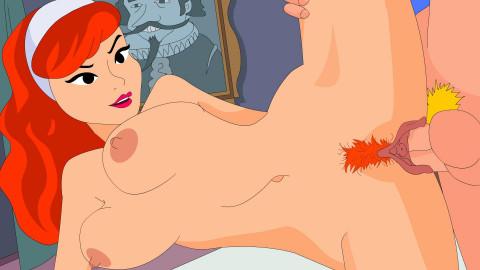 Toon Sex -Scooby-Doo Full HD