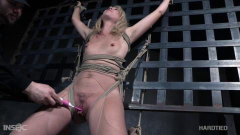 Hard Tying For Milk Female servant Aali Kali