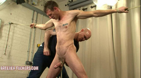 Lee - Tied, exposed, groped, flogged, CBT