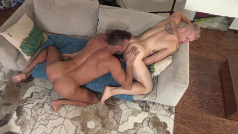 Nasty  - Bound and Raw - Leo Luckett and Manuel Skye - 1080p