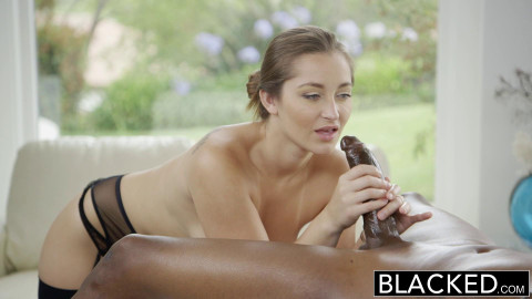 Dani Daniels - Her First Interracial (2018)