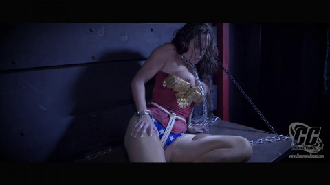ChristinaBound - Wonder Woman Dark Dimension V