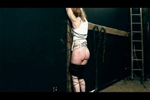 Pig   Laced Prison Strap Torture