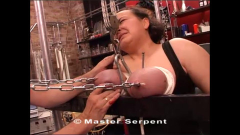 Beauty Alisha Visiting the Torture Galaxy