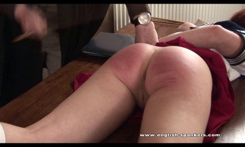 English-spankers - (spr-516-7) - This week we have a classic film