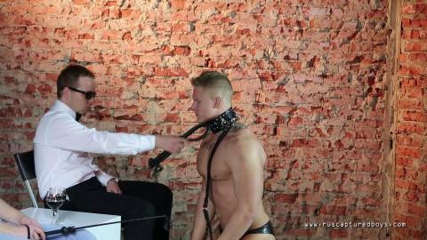 Slave for Sale - Vasily - Part I