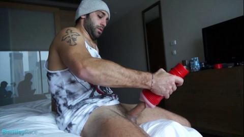 Adam El Shawar Jerks Off (720p)