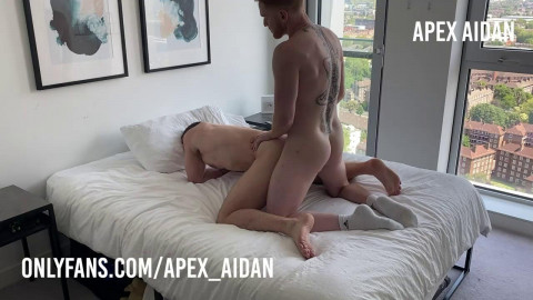 Leander and Apex Aidan