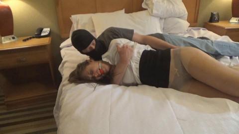 Rachel Bound for Tickle Torture