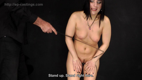 Nicole (26 Mar 2015) Casting Elite Pain