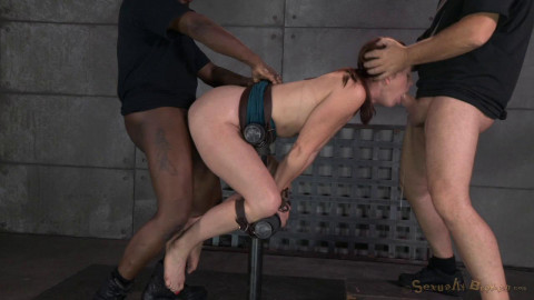 Dungeon Slave Cici Rhodes..(Jan 2015)