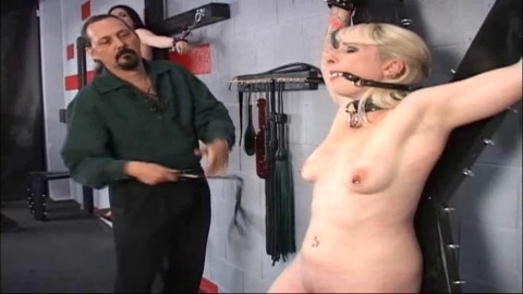 Bondage, spanking and suffering for sexually excited models part 3