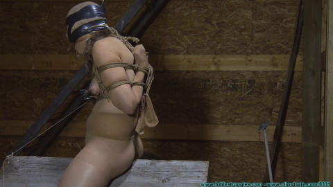Rachel Rides the Pony After being Crotch Chained - Part 4 - 720p