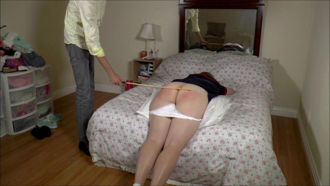 Alexs Sponsored Caning (Alex Reynolds) DreamsOfSpanking