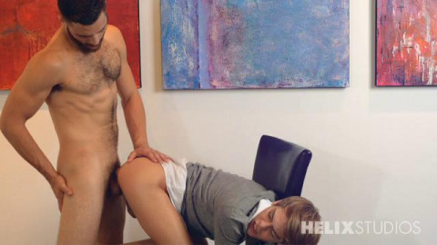Man On Twink: The Art Gallery