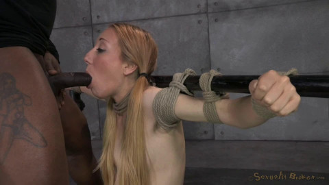 Tight restraint bondage, castigation and domination for 2 hawt doxies Full HD 1080p