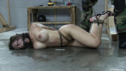 Wet and Dirty Hogtie - Part 3 - Longing for an Orgasm - Full HD 1080p