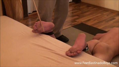 FeetBastinadoBoys - Lukas Liz. Bastinado