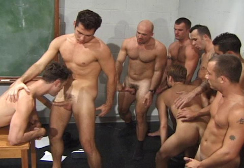 Oral Exams With Gangbang