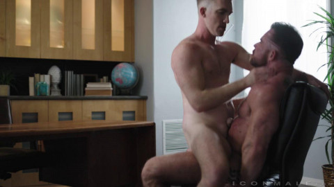 Liam Knox copulates Nick Fitts rectal hole (720p,1080p)