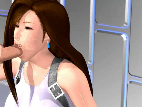 Fighting Cuties Tifa 20 Years Old Exclusive (2013)