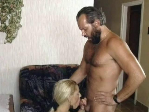 Smooth pussy drilling
