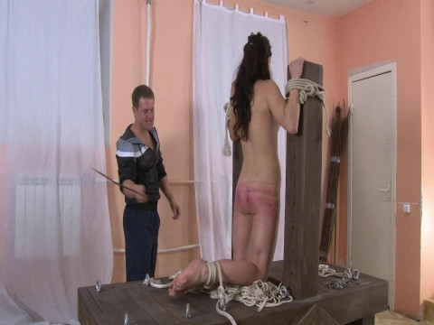 Street Russian Girls Punished Hard