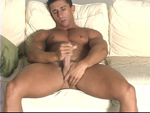 RandyBlue - Fabricio Fingers His Hole