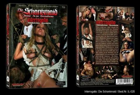 Modern Interrogatio - Die Schankmaid In Der Hexenschanke