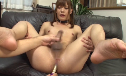 Oshima Kaoru - And Not Take Motionless  That Would Erection Punch Line
