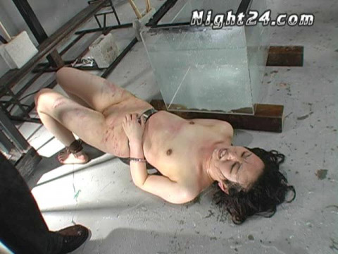 BDSM Party With Asian Babe