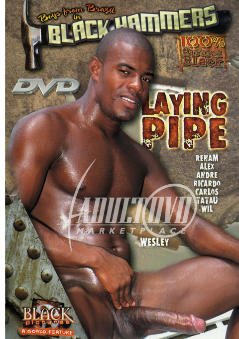 Black Pictures - Laying Pipe