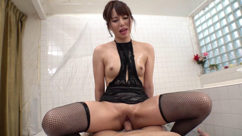 Squirt Fuck With Cute Asian Milf
